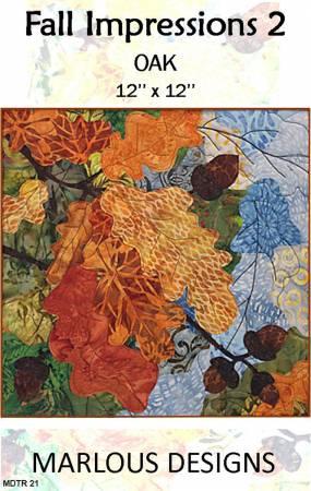 Fall Impressions 2 Oak