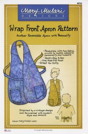 Wrap Front Apron