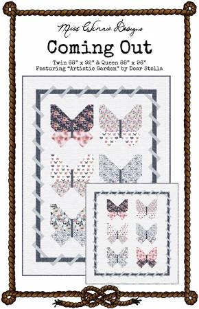 Coming Out Quilt Pattern