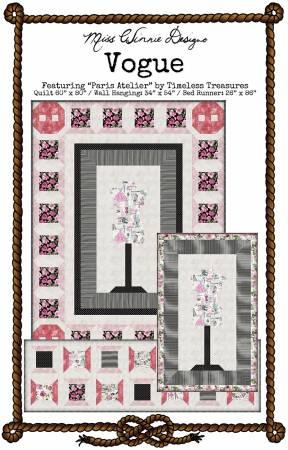 Vogue Quilt Pattern