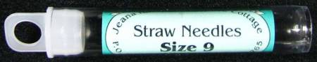 Foxglove Cottage Milliners / Straw Needle Size 9 16ct