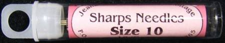 Foxglove Cottage Sharps Needle Size 10 16ct