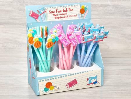Sew Fun Gel Pens