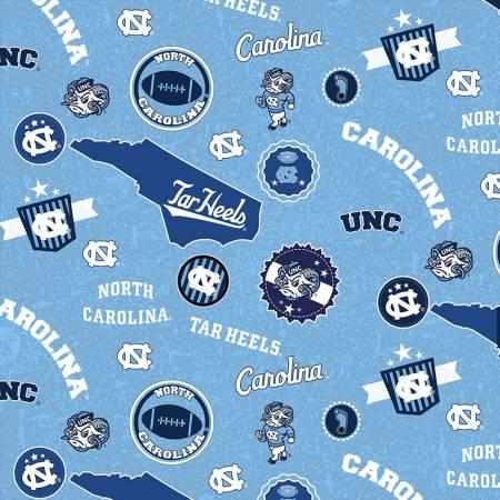NCAA-North Carolina Tar Heels Home State Cotton