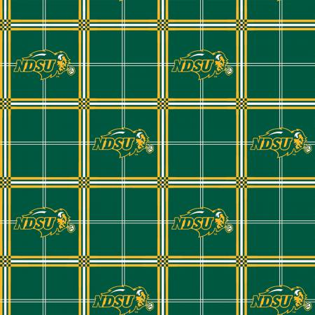 NCAA-North Dakota State Bison Flannel