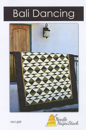 Bali Dancing pattern