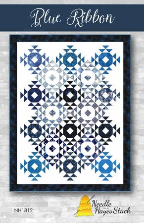 Blue Ribbon Quilt Pattern