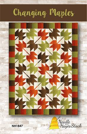 Changing Maples Quilt Pattern