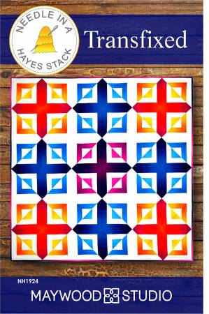 Transfixed Quilt Pattern (Maywood Studio)