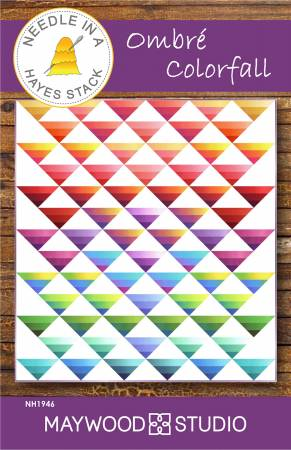 Ombre Colorfall Pattern