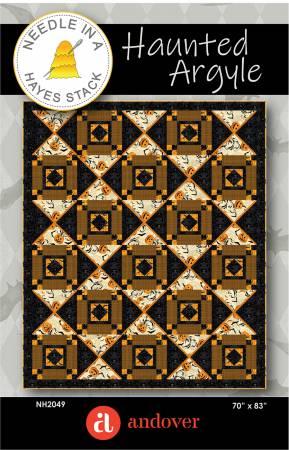 Haunted Argyle Pattern