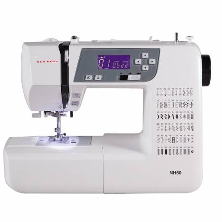 New Home Computerized Sewing Machine - Model NH60