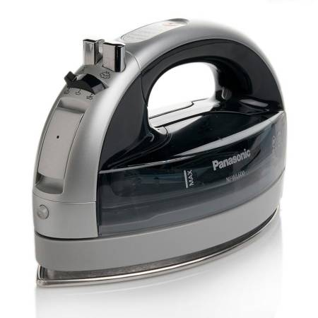 CHARCOLE Cordless 360 Freestyle Steam/Dry Iron with Stainless Steel Soleplate