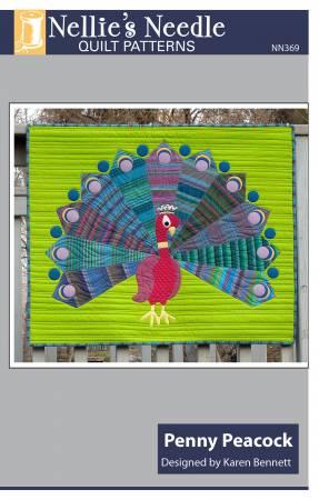 Penny Peacock Pattern NN369