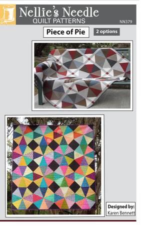 Piece of Pie Quilt Pattern