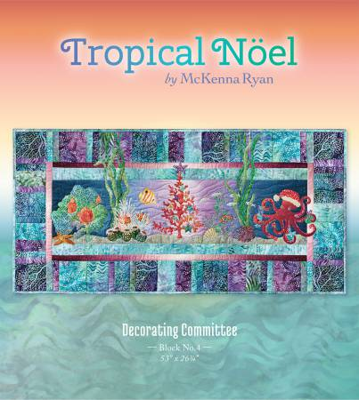 Tropical Noel Decorating Committee
