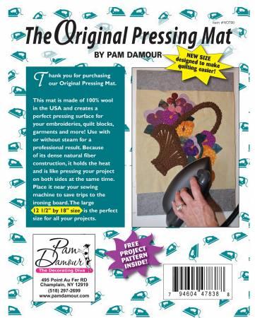 The Original Wool Pressing Mat