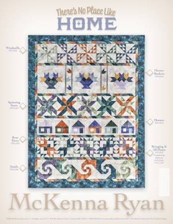There's No Place Like Home BOM Pattern Set