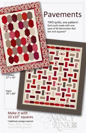 Pavements Kit & Pattern (Patio)