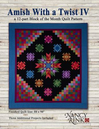 Amish With A Twist IV Pattern Booklet