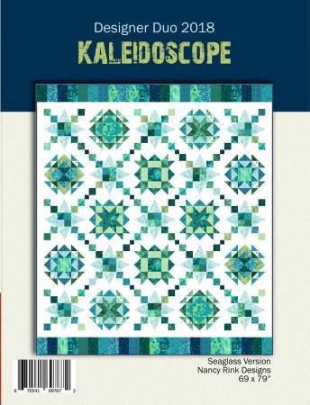 Designer Duo Kaleidoscope Pattern Booklet