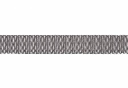 Webbing Nylon 1in Grey 20yds