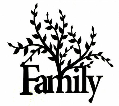 Family 18in x 15in