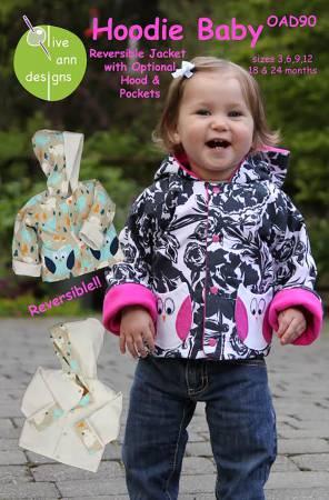 Hoodie Baby Pattern