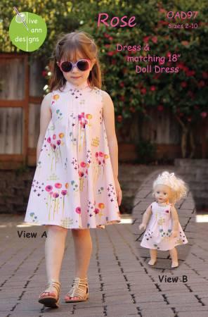 Rose - Olive Ann Designs