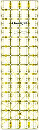 Omnigrid Ruler 4in x 14in