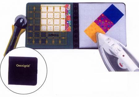 Omnigrid Foldaway Miniature Cutting Mat & Ironing Area 7in x 7in