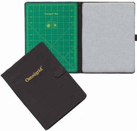 Omnigrid Foldaway Mid-Size Cutting Mat & Ironing Area 9in x 12in