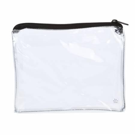 Clear Zipper Bag 6 X 8