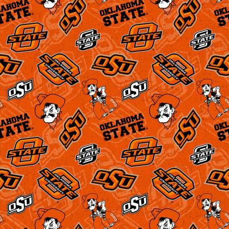 OSU Cowboys Tone on Tone Cotton