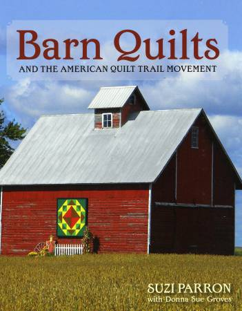 Barn Quilts  - Softcover