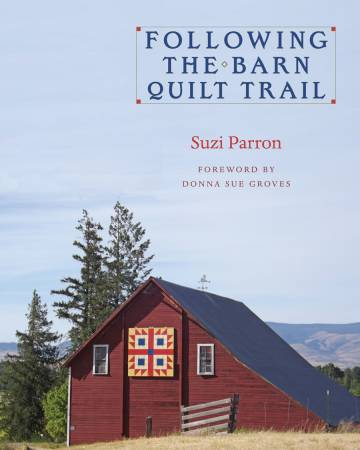 Following the Barn Quilt Trail - Softcover