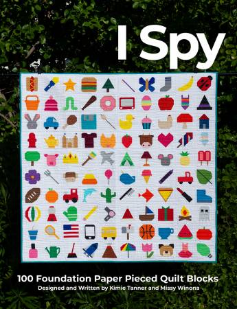 I Spy - 100 Patterns