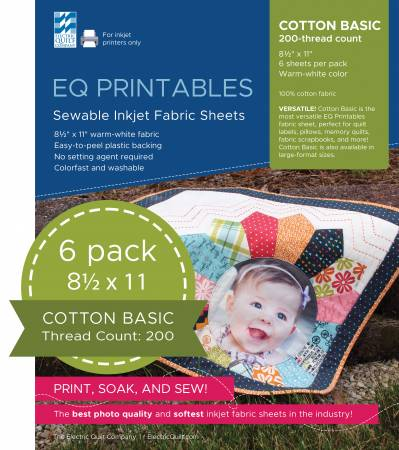 EQ Printables Printable Fabric