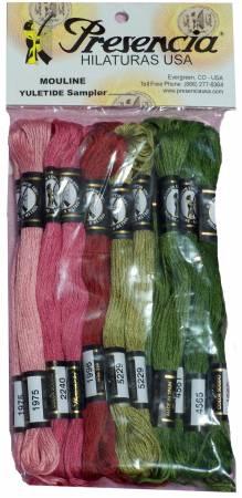 Floss Sampler Pack Yule