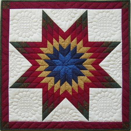 Lone Star Wall Quilt