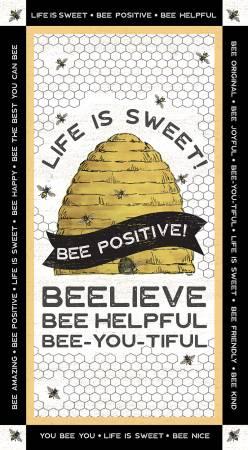 Bees Life Panel
