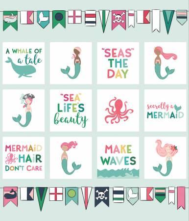 Ahoy Mermaids Panel