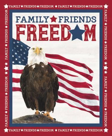 Let Freedom Soar Panel P10523