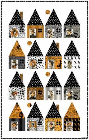 Cabin Chills Quilt Pattern 149
