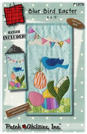 Blue Bird Easter With Hanger