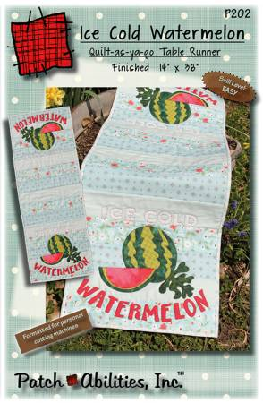 Ice Cold Watermelon Pattern