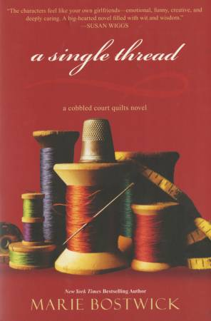 A Single Thread  - Softcover Book