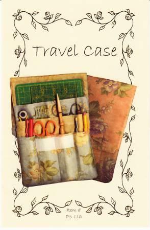 Travel Case Pattern