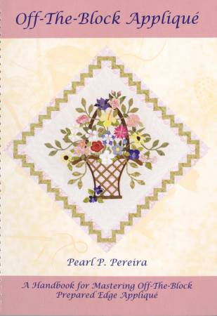 Off-The-Block Applique - Softcover
