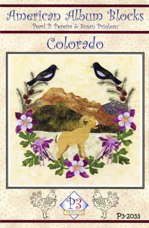 American Album - Colorado 33 The Centennial State